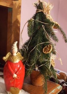 Efekt na Święta murowany