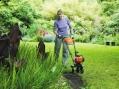 Trawnik potrzebuje pielęgnacji także jesienią i zimą