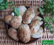 Pyszne bułeczki ziołowe