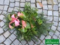 Wiązanka z kwiatów z kwiaciarni