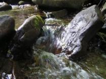 Górska woda